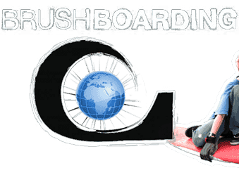 Brush Boarding